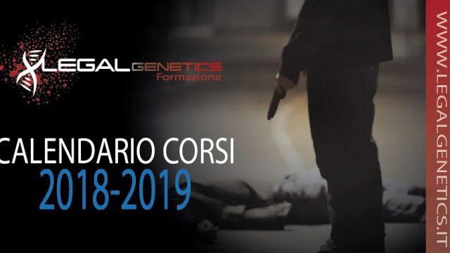 CALENDARIO CORSI 2019